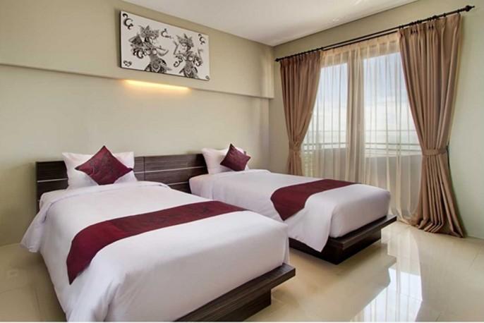 DenBukit Residence & Suites Guest Room