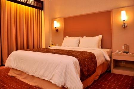 Kartika Chandra Hotel Guest Room