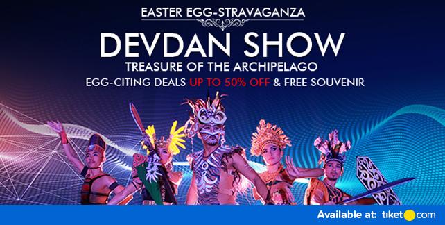 DEVDAN Show Bali