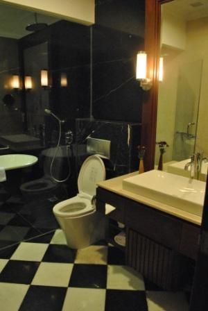 Prama Grand Preanger Bandung Bathroom