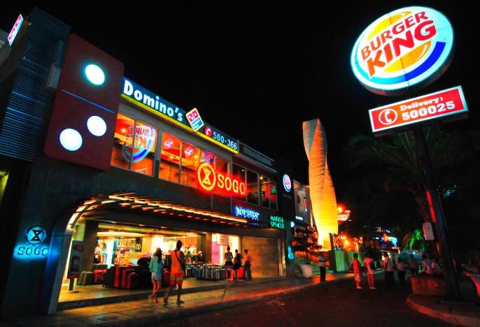J Boutique Hotel Bali Surrounding