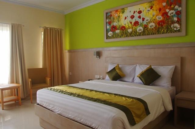 Puri Saron Denpasar Guest Room