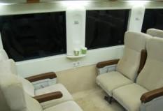 Interior Argo Bromo Anggrek