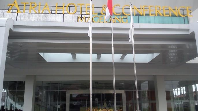 Atria Hotel & Conference Magelang (Parador Hotels & Resorts) Exterior