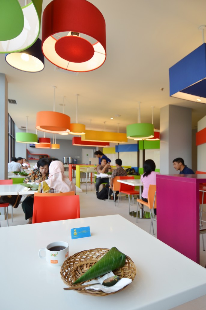 POP! Hotel BSD City Tangerang Dining Room