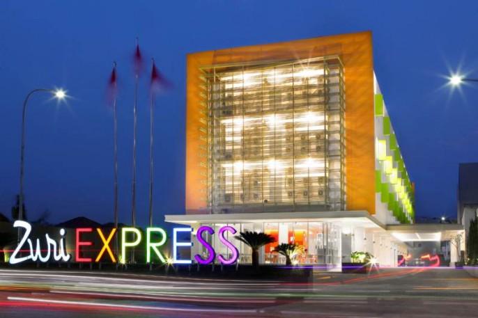 Zuri Express Palembang Exterior