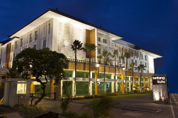 Bintang Kuta Hotel Surrounding