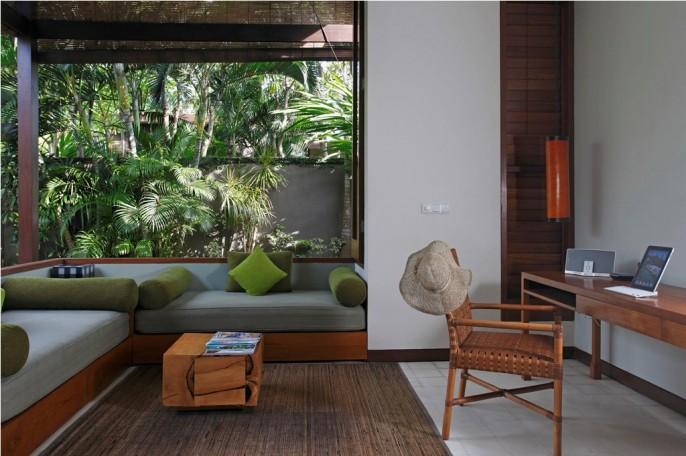 The Elysian Boutique Villa Hotel Interior