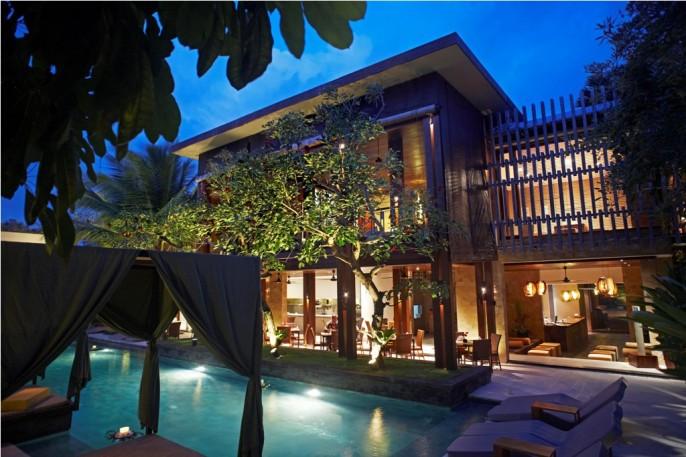 The Elysian Boutique Villa Hotel Restaurant