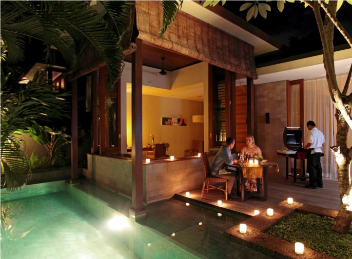 The Elysian Boutique Villa Hotel Swimming Pool
