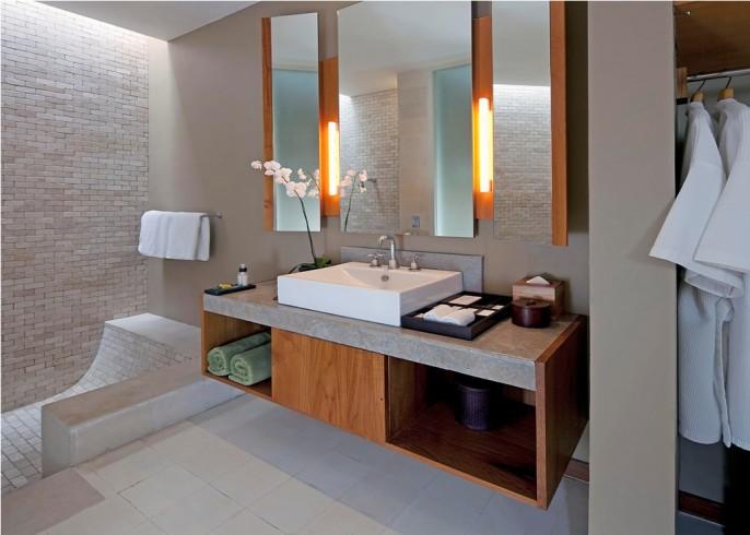 The Elysian Boutique Villa Hotel Bathroom