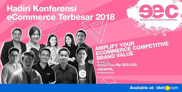 Exabytes E-Commerce Conference (EEC) 2018