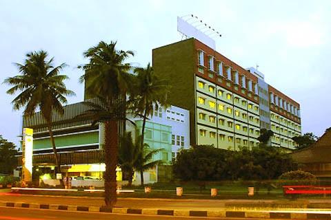 The Jayakarta Daira Palembang Exterior