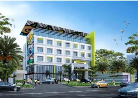Maxone Hotels.com @Vivo Palembang Exterior