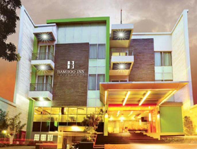Bamboo Inn Hotel, Slipi Exterior