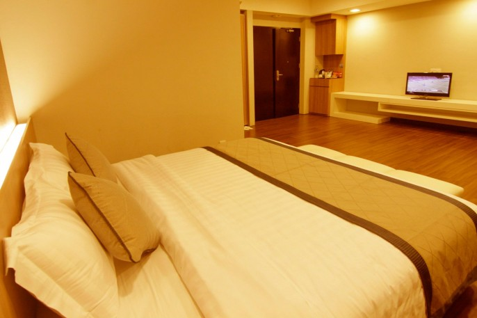Hotel 61 Medan Guest Room
