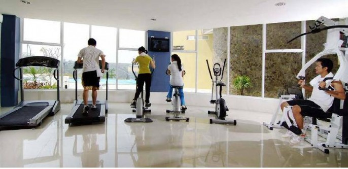 Marbella Suites Bandung Fitness Room