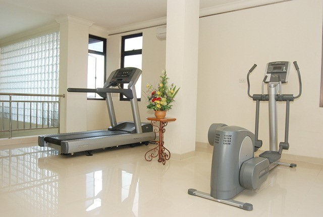 Rumah Tamu 678 Kemang Fitness Room