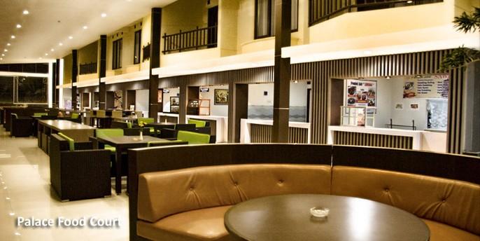 Palace Hotel Cipanas Interior