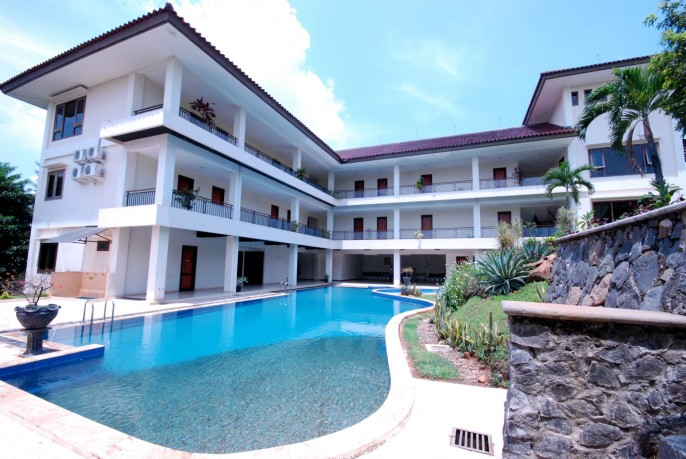 GDW Hotel & Cottage Balcony