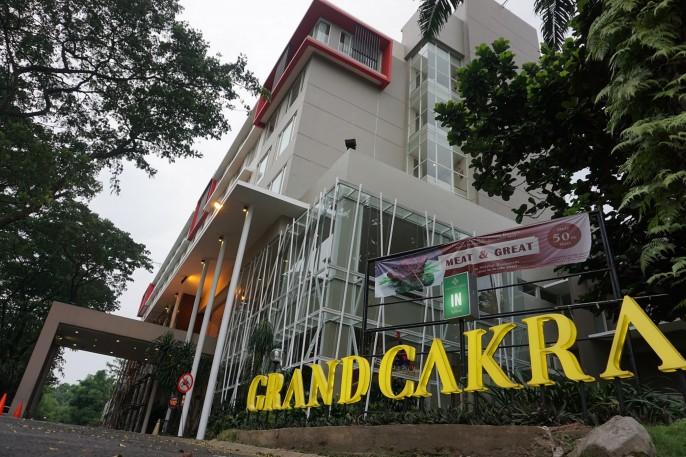 Grand Cakra Hotel Malang