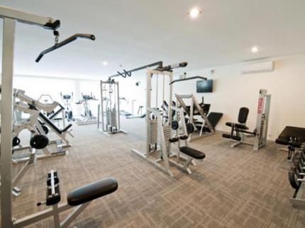 Griya Persada Hotel Fitness Room