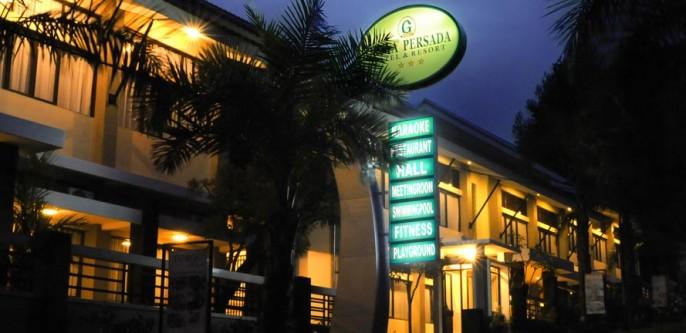 Griya Persada Hotel Exterior