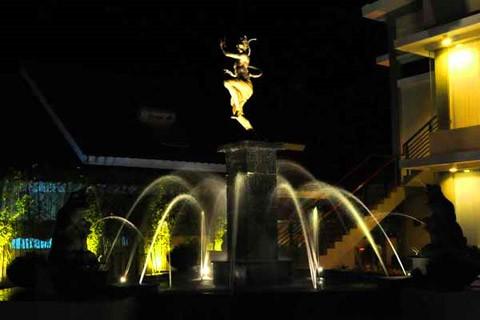 Griya Persada Hotel Entrance