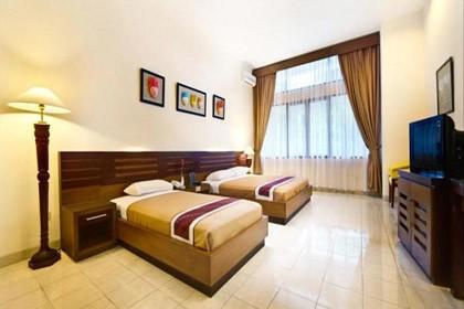 Griya Persada Hotel Guest Room
