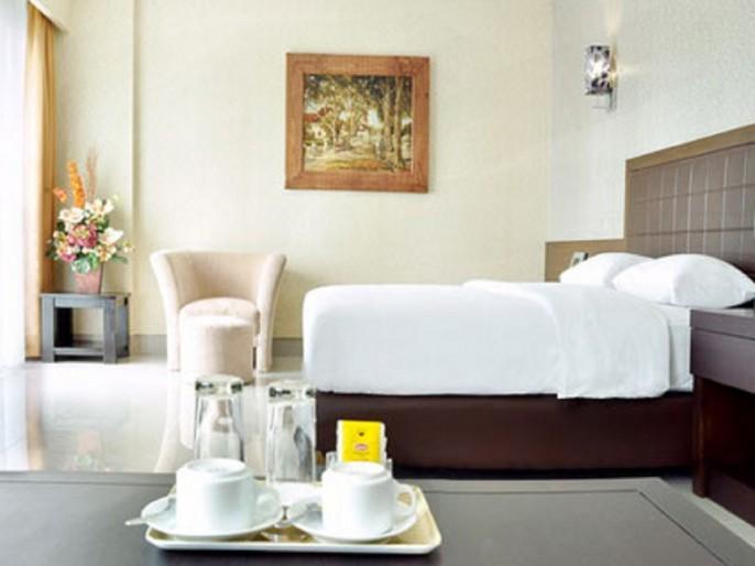 Bamboo Inn Hotel, Slipi Guest Room