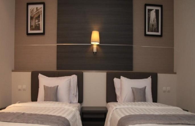 T Hotel Kebayoran Guest Room