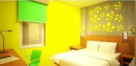 Maxone Hotels.com @Vivo Palembang Guest Room