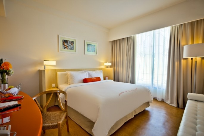 HARRIS Hotel & Conventions Malang Guest Room