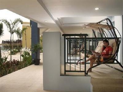 Marbella Suites Bandung Balcony