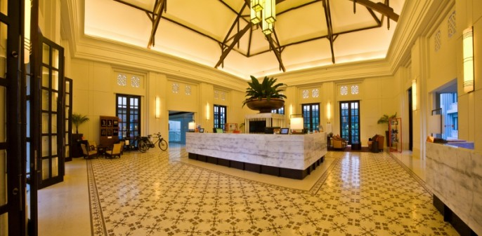 HARRIS Hotel & Conventions Malang Lobby