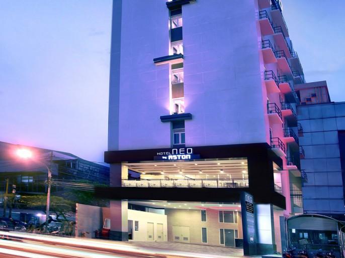 Neo Hotel Tanah Abang - Cideng, Jakarta Exterior