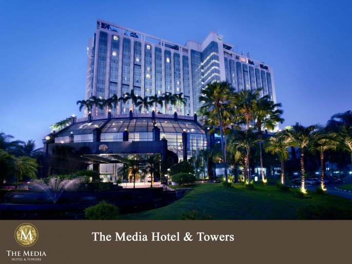 The Media Hotel & Towers View