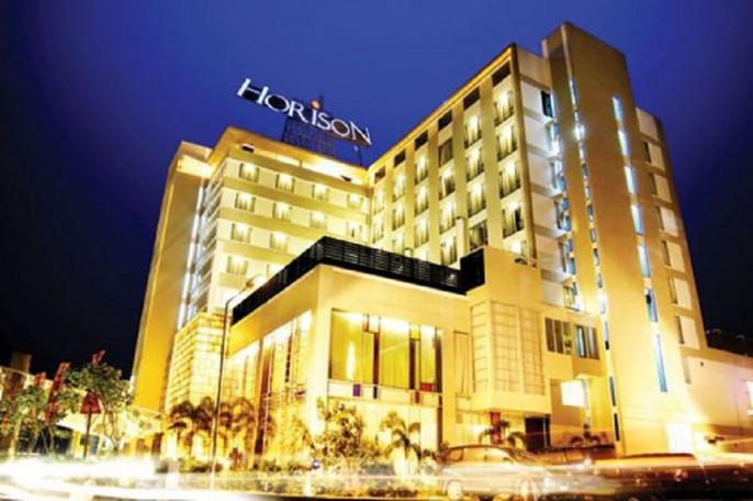 Horison Hotel Bandung Exterior