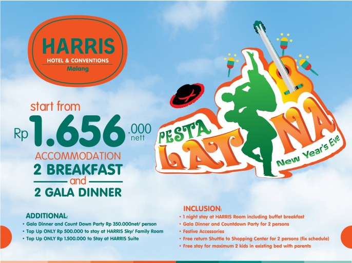 HARRIS Hotel & Conventions Malang Activities