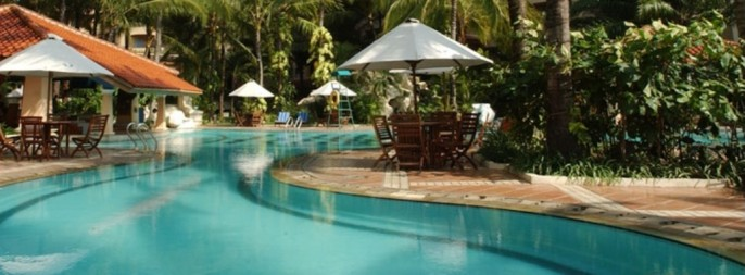 Marbella Hotel, Convention & Spa, Anyer Swimming Pool