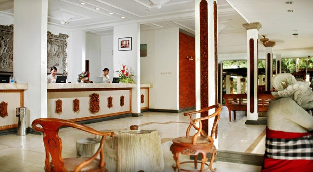 Bali Mandira Beach Resort & Spa Lobby