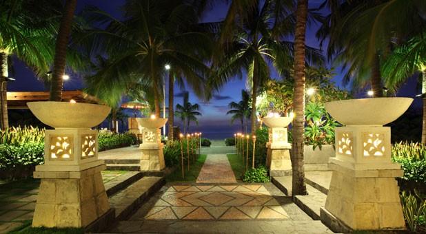 Bali Mandira Beach Resort & Spa Garden