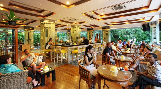 Bali Mandira Beach Resort & Spa Executive Lounge