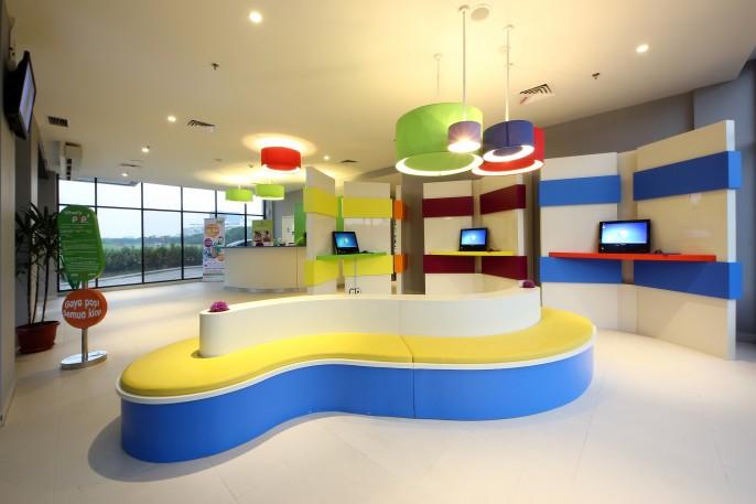 POP! Hotel BSD City Tangerang Lobby