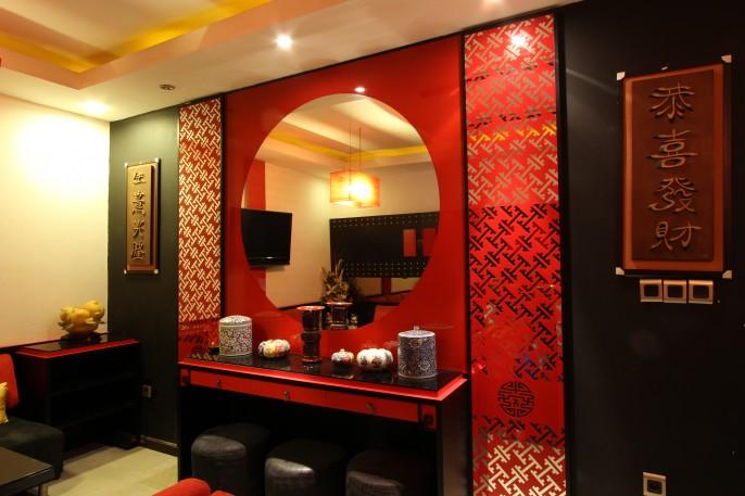 Adya Nalendra Boutique Hotel Lounge