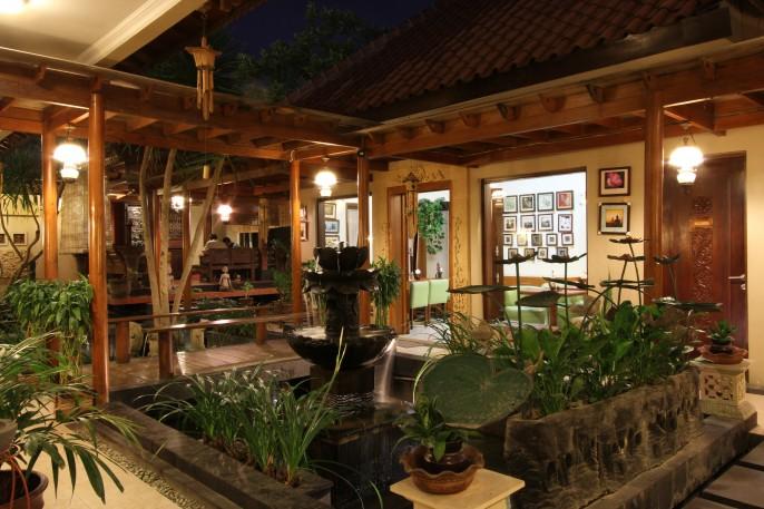 Adya Nalendra Boutique Hotel Garden