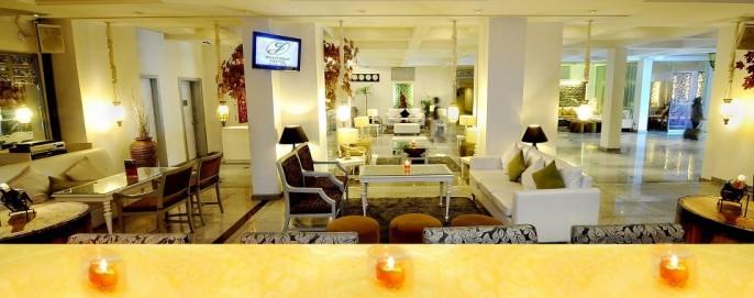 J Boutique Hotel Bali Lounge