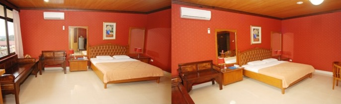 Rumah Tamu 678 Kemang Guest Room