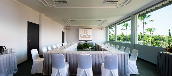 White Rose Kuta Resort, Villas & Spa Meeting Room