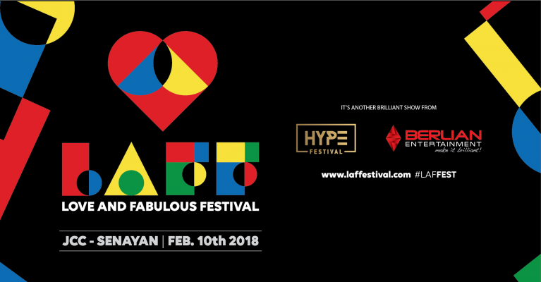LAF FESTIVAL – LOVE AND FABULOUS FESTIVAL